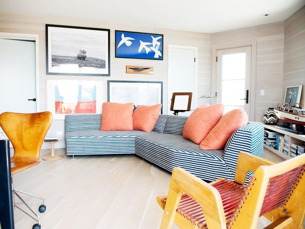 Laid-Back Hamptons Home