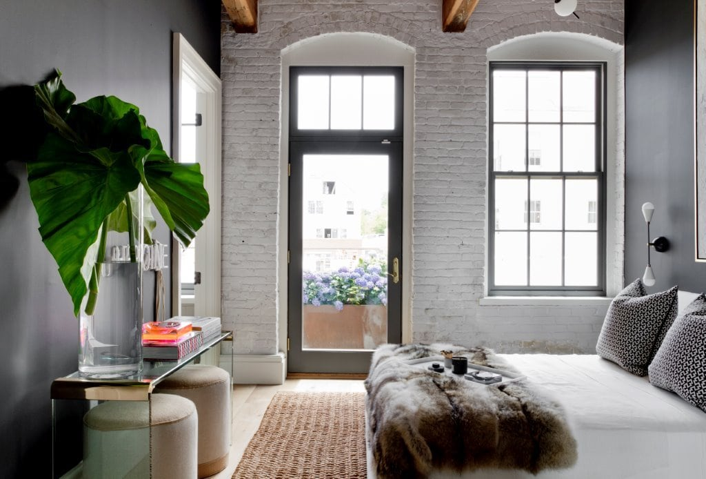 Swell Shopping | Swanky Loft Bedroom