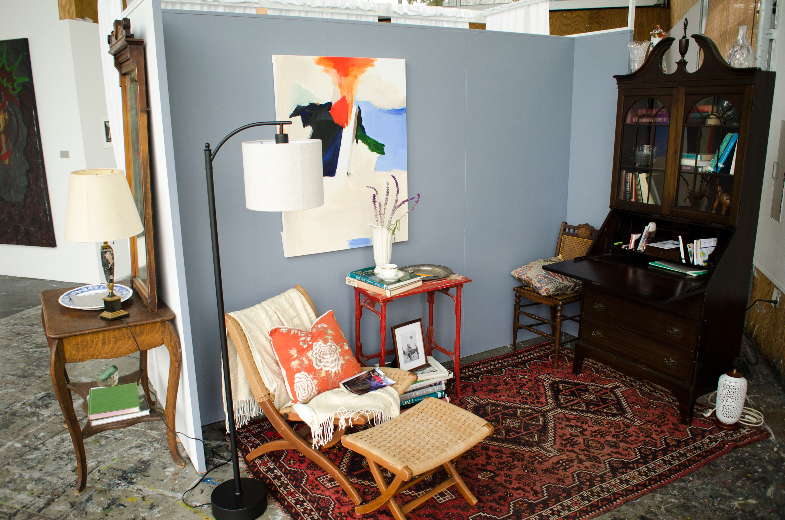 The Impact of Interior Design: Oxbow Final Show Installation | Thou Swell