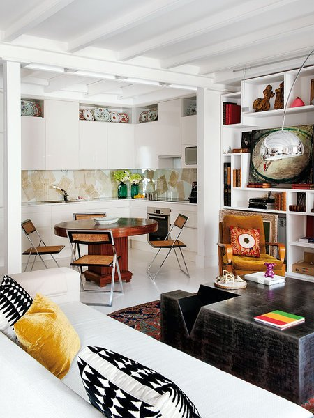 A VELAZQUEZ INSPIRED SPANISH FLAT   Thou Swell https://thouswell.com/velazquez-inspired-spanish-flat/
