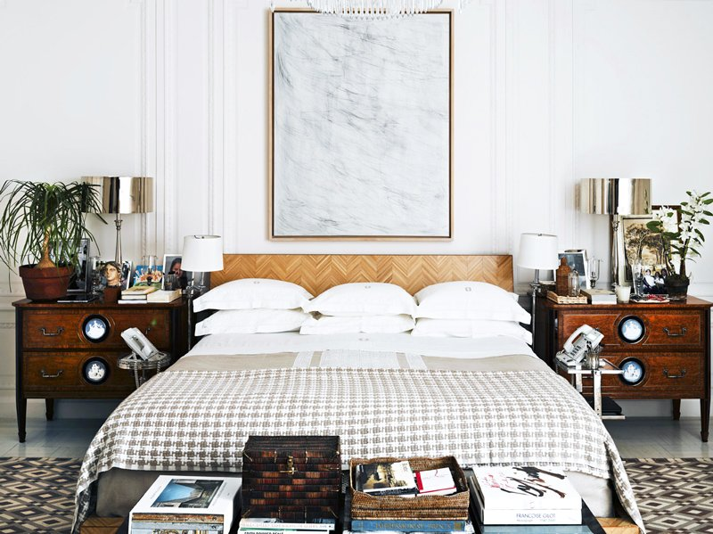 SWELL SHOPPING: LUXURIOUS, UNDERSTATED BEDROOM | Thou Swell https://thouswell.com/luxurious-understated-bedroom/