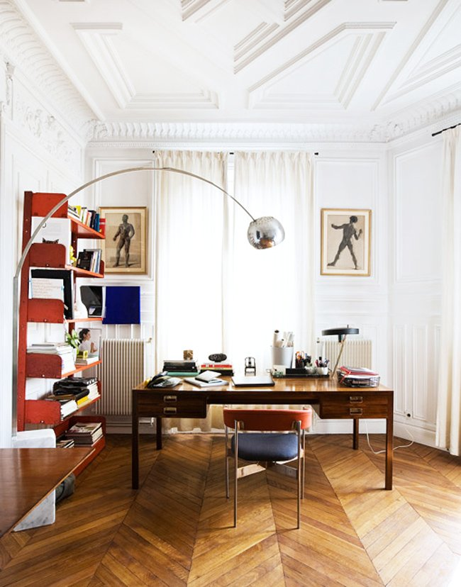 Swell Shopping: Parisian Home Office - Thou Swell