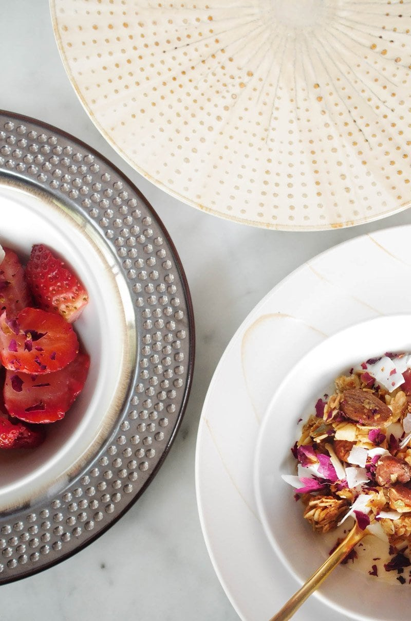 Breakfast granola via @thouswellblog @targetstyle