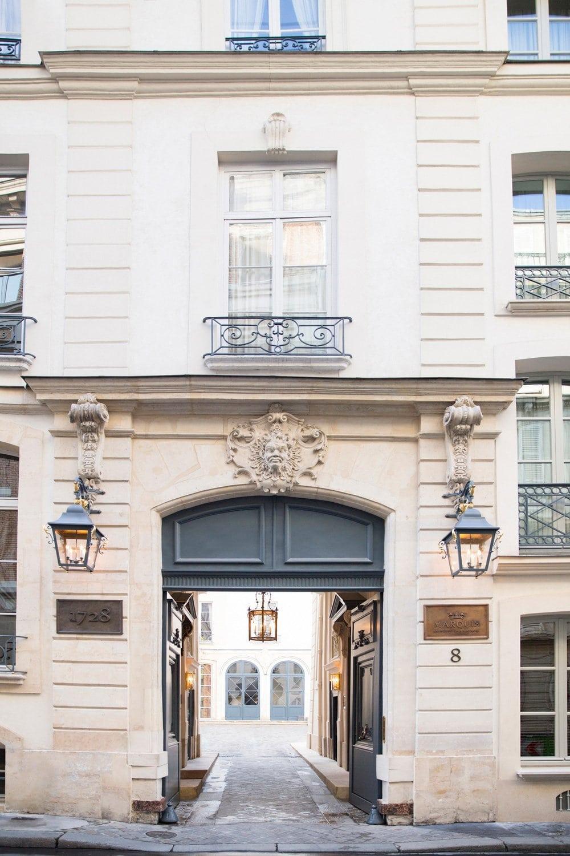 Marquis Faubourg Saint-Honoré via @thouswellblog