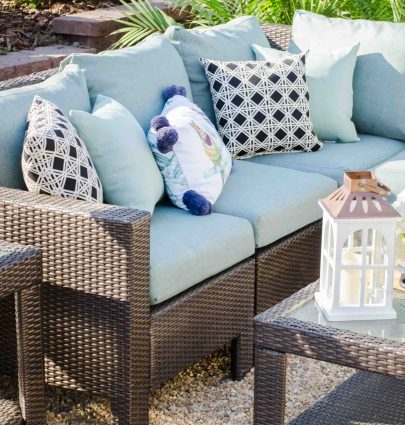 Patio Style Challenge with The Home Depot by Kevin O'Gara / Thou Swell