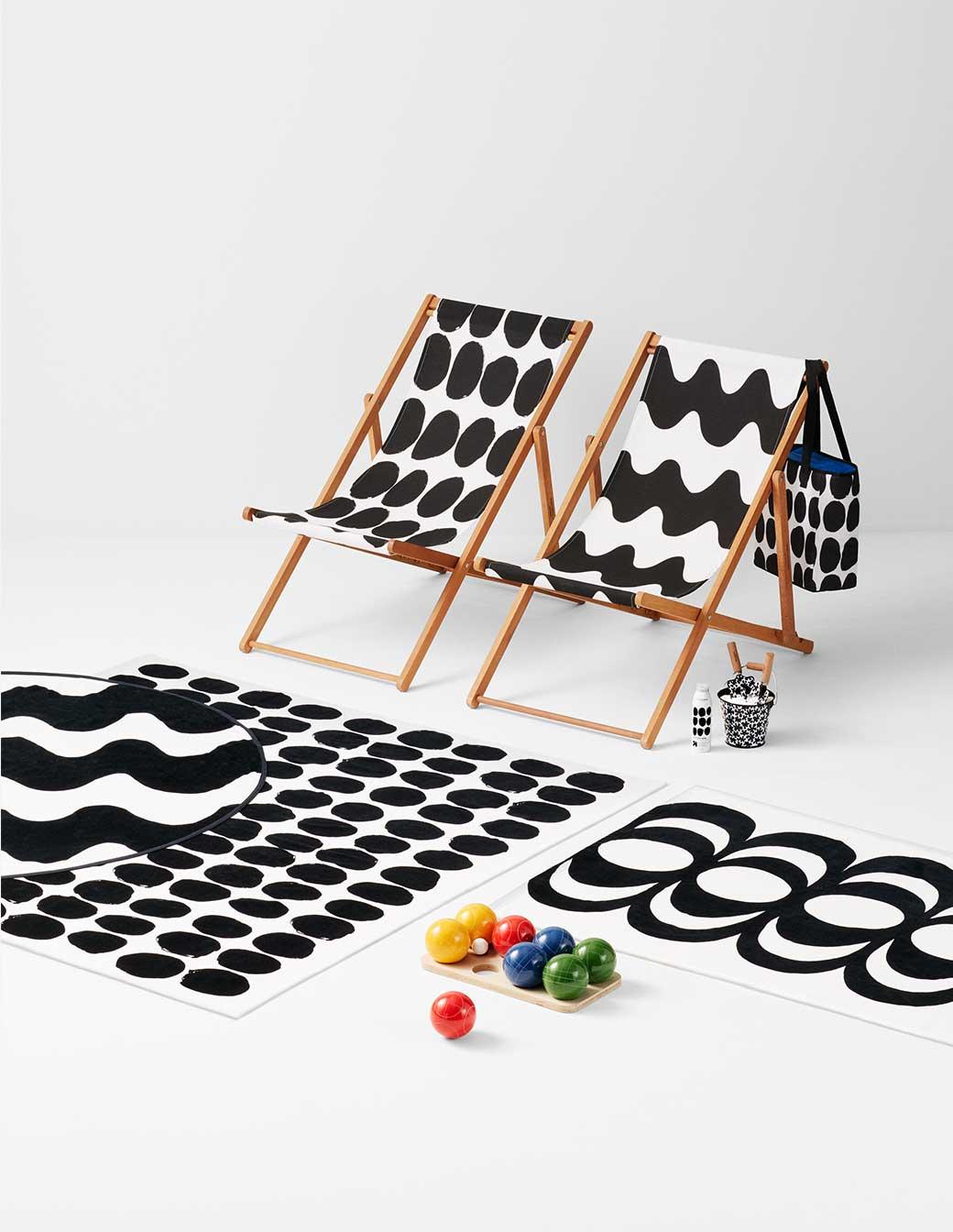 Marimekko for Target indoor/outdoor collection via @thouswellblog