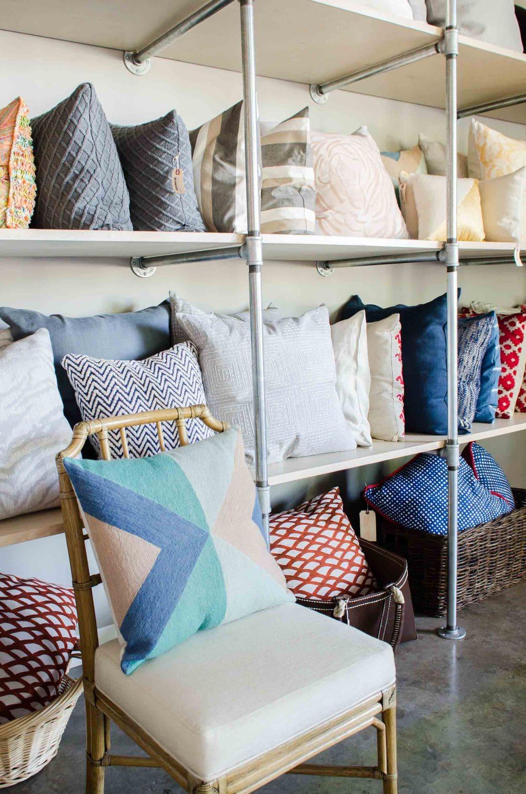 Inside Steve McKenzie's home decor shop in Atlanta on @thouswellblog