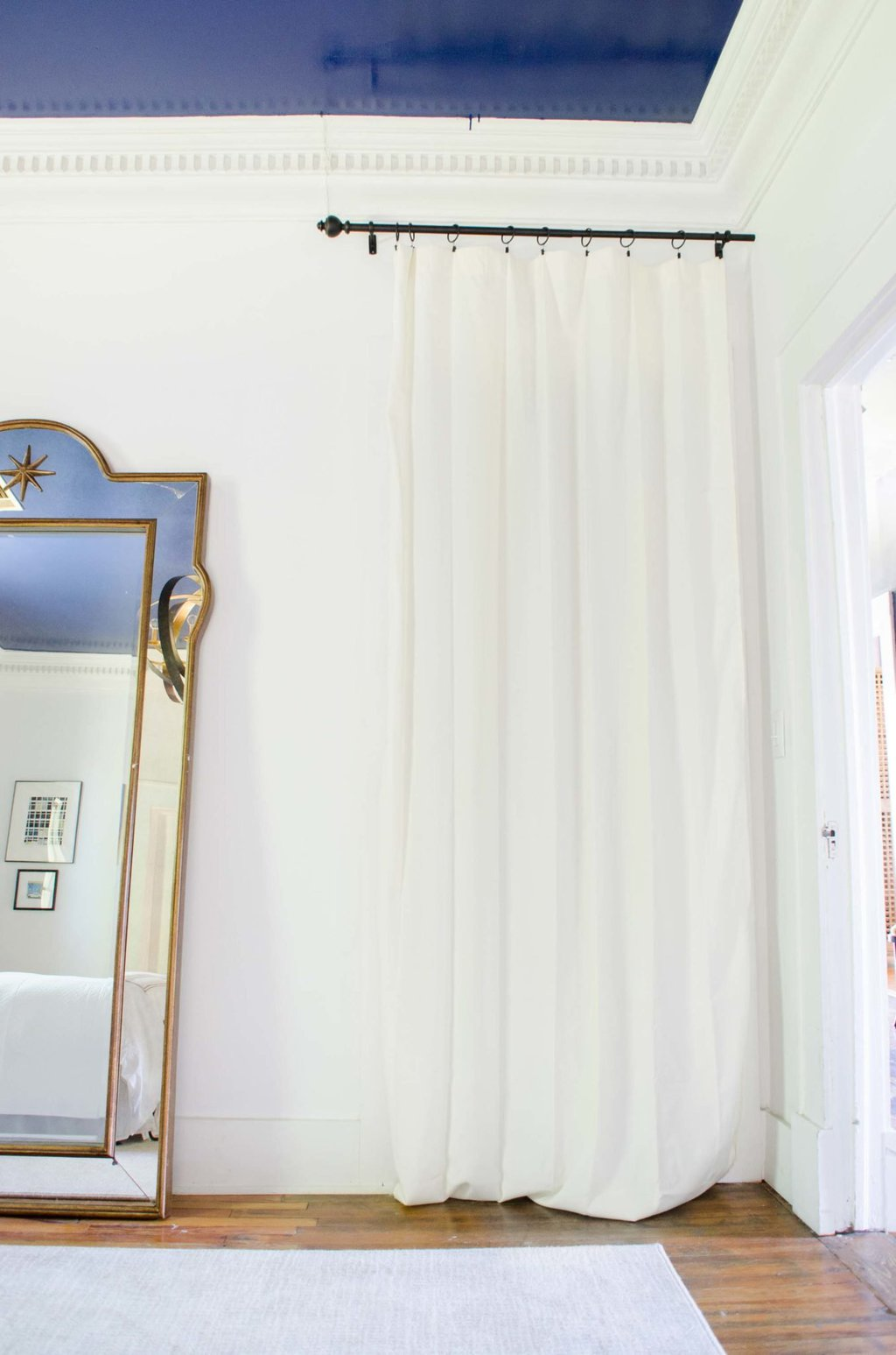 One Room Challenge master bedroom makeover reveal by @thouswellblog
