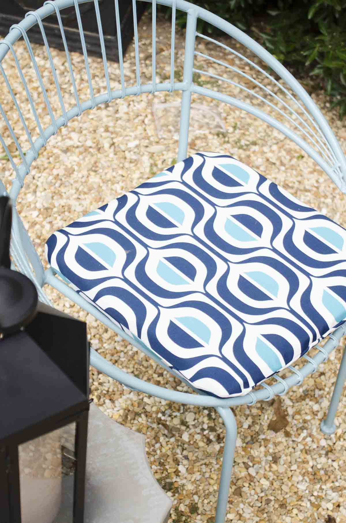 One patio styled three ways with At Home on @thouswellblog