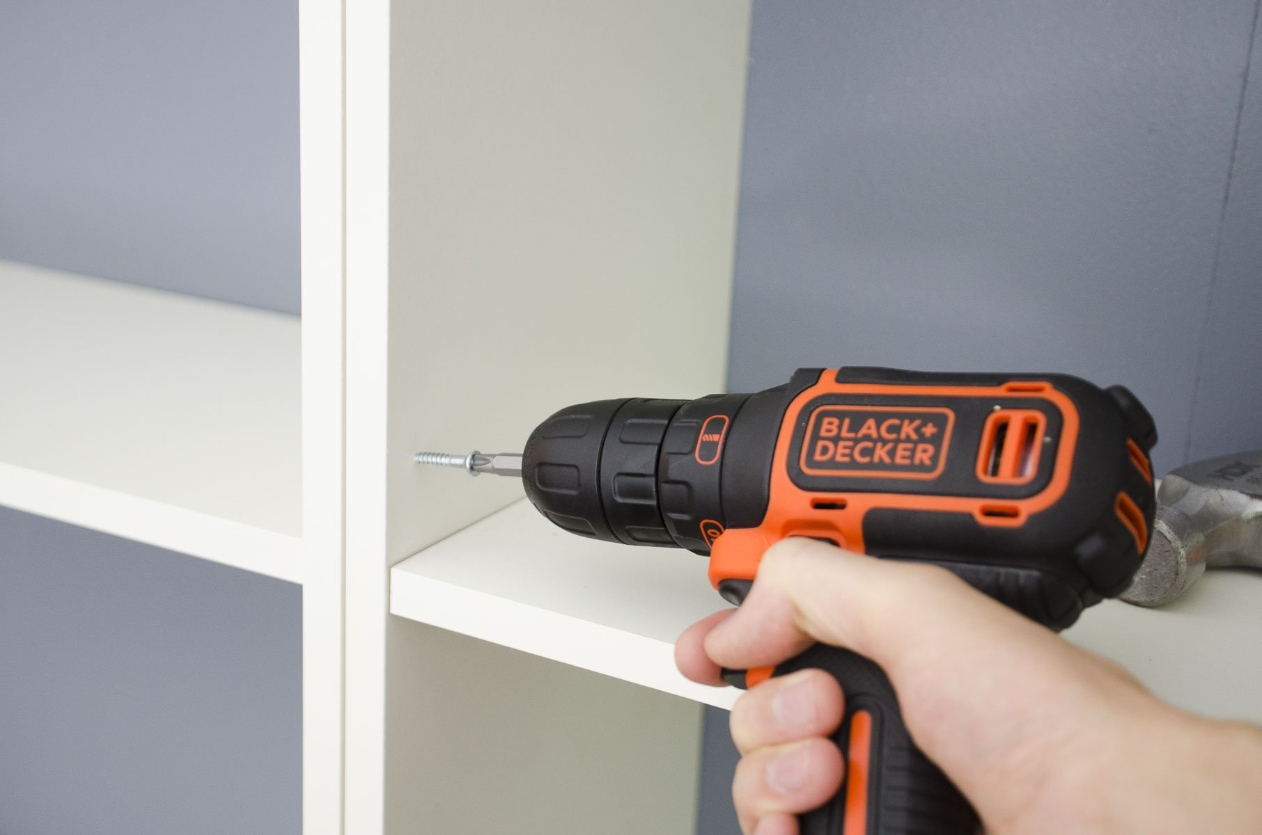 Why a drill is my DIY essential (plus enter to win one yourself) on @thouswellblog
