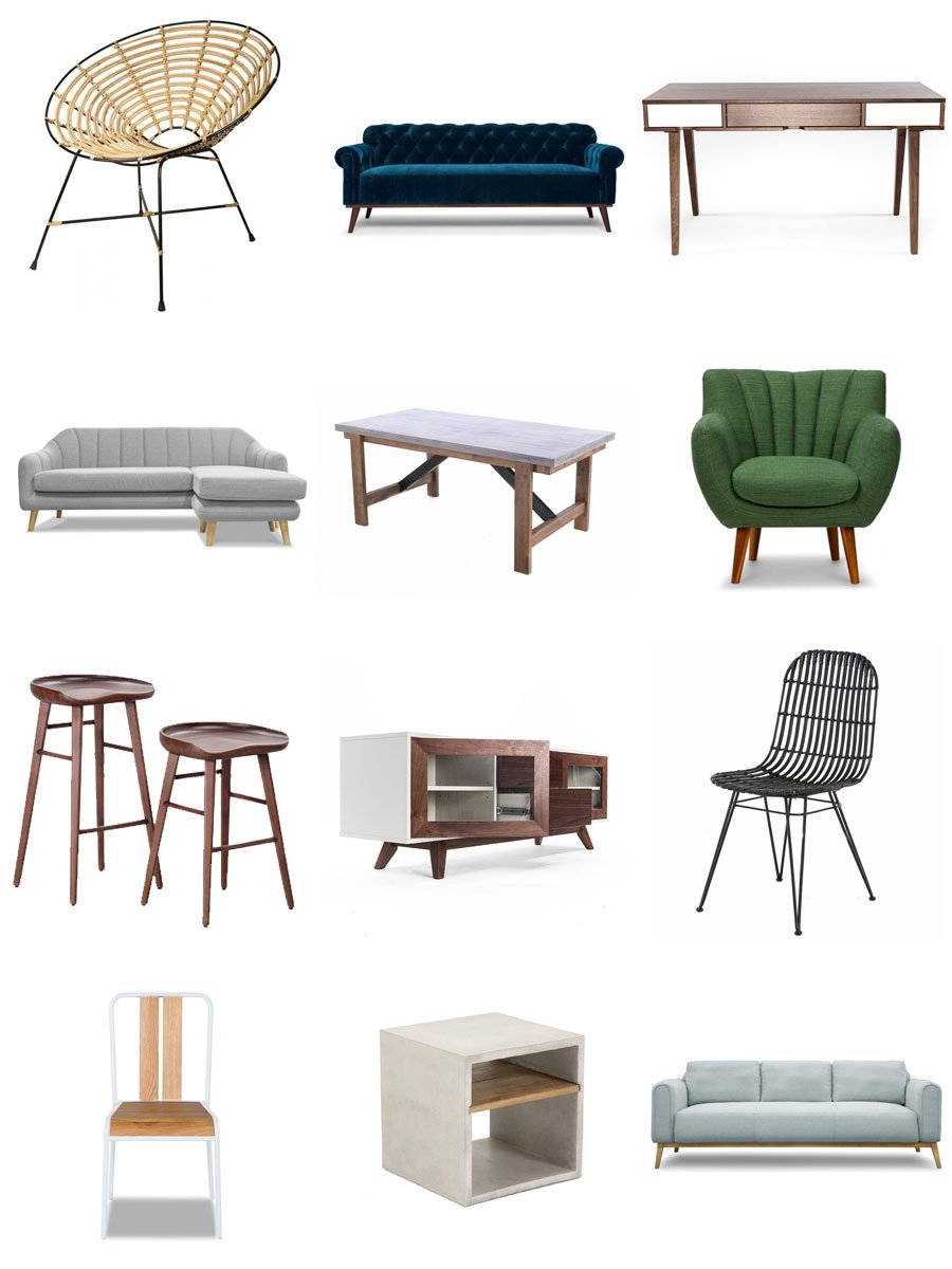 @thouswellblog's top picks from Furniture Maison