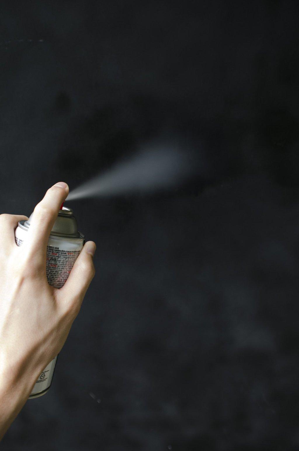 Krylon Super Maxx All-in-One spray paint via @thouswellblog