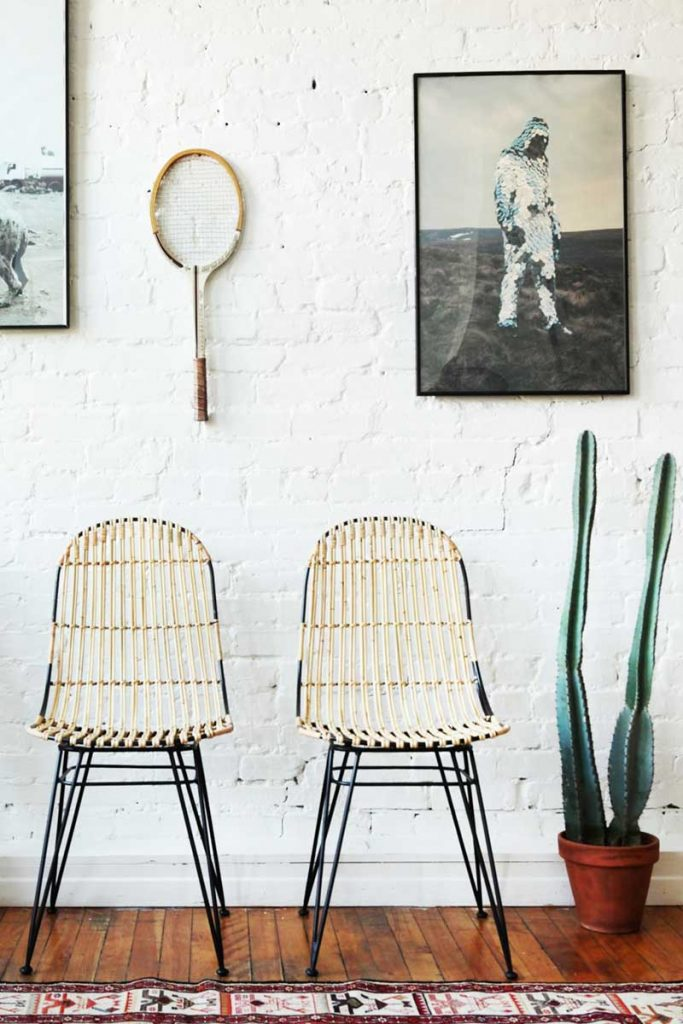 Lilo rattan dining chair from Furniture Maison on Thou Swell @thouswellblog