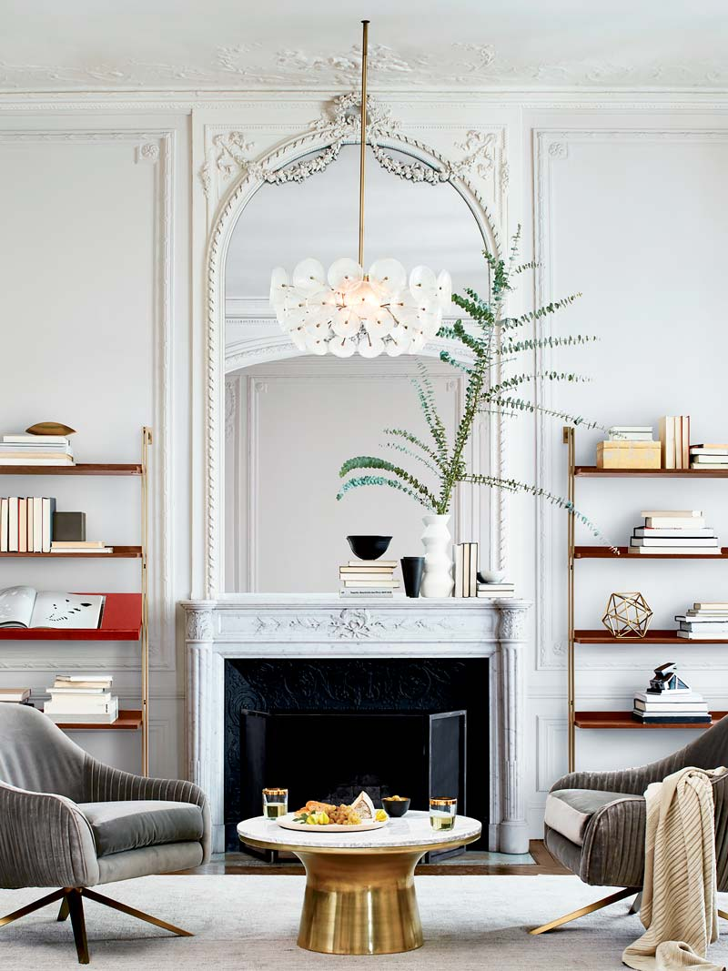 See an exclusive preview of west elm's new collection of modern furniture and home decor on Thou Swell @thouswellblog