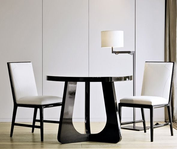 Christian Liaigre furniture design on Thou Swell @thouswellblog