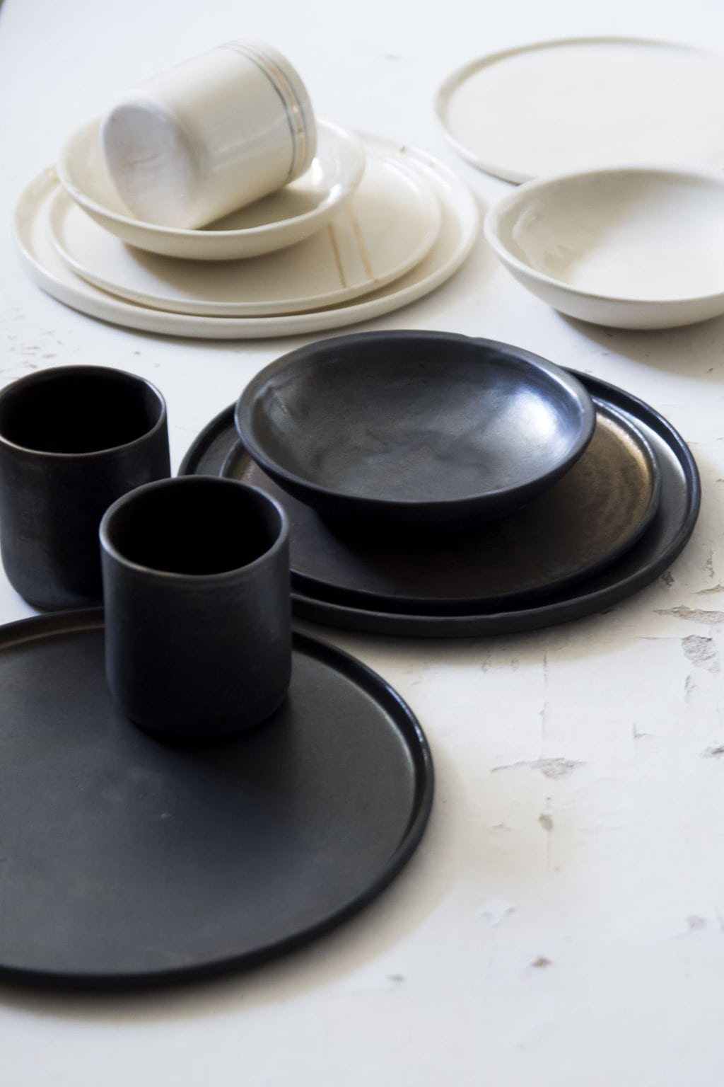 Honeycomb Studio handmade small batch ceramics in Atlanta, GA on Thou Swell @thouswellblog