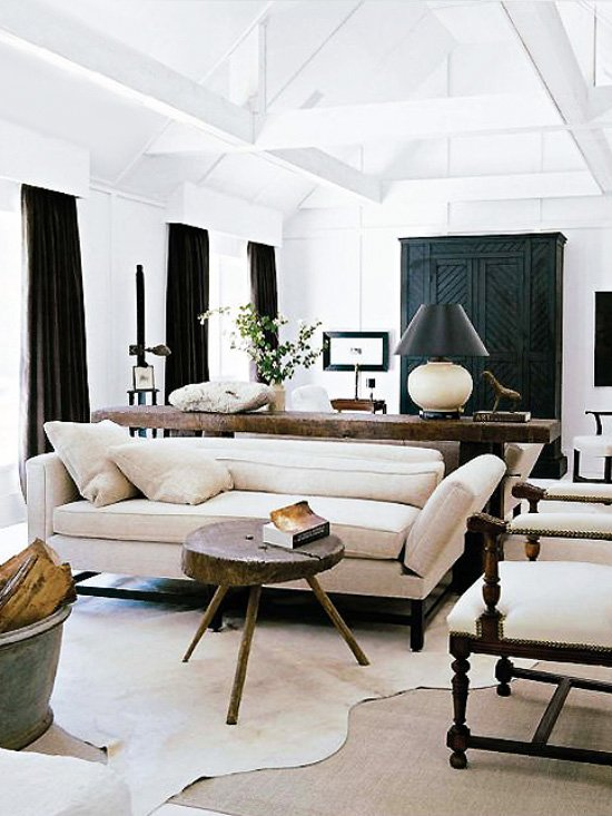 5 Brilliant Ways To Style Cowhide Rugs Thou Swell