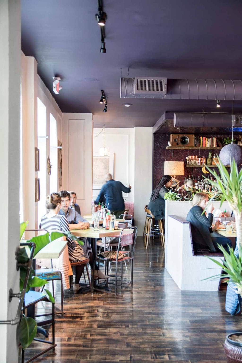 An eclectic restaurant design in atlanta thou swell for Eclectic restaurant