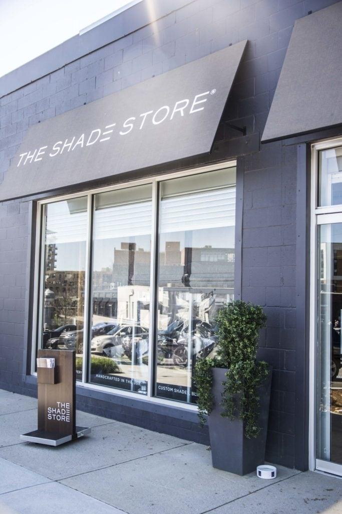 Custom window treatments at The Shade Store in Atlanta on Thou Swell @thouswellblog