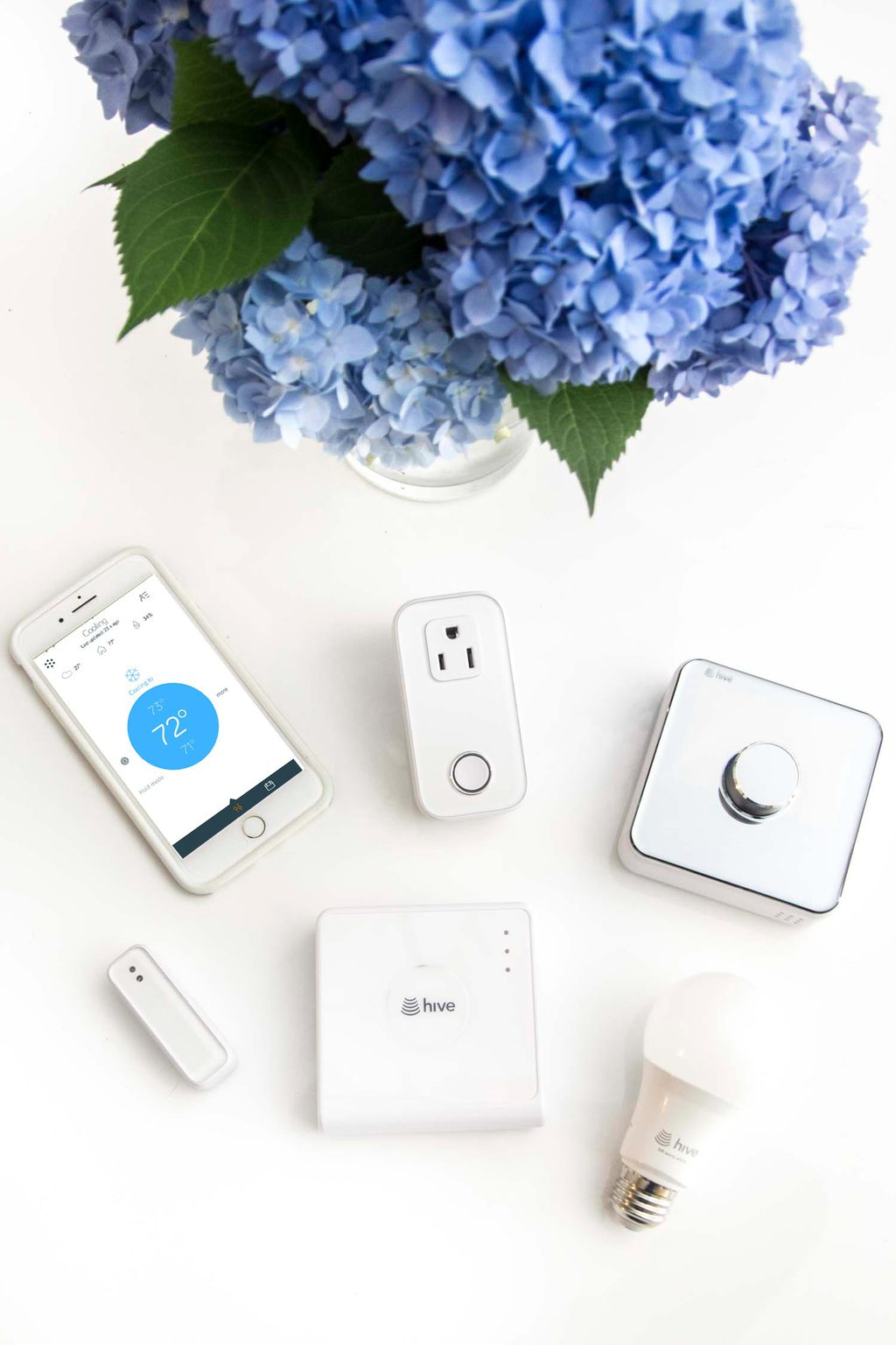 Hive smart home devices on Thou Swell @thouswellblog
