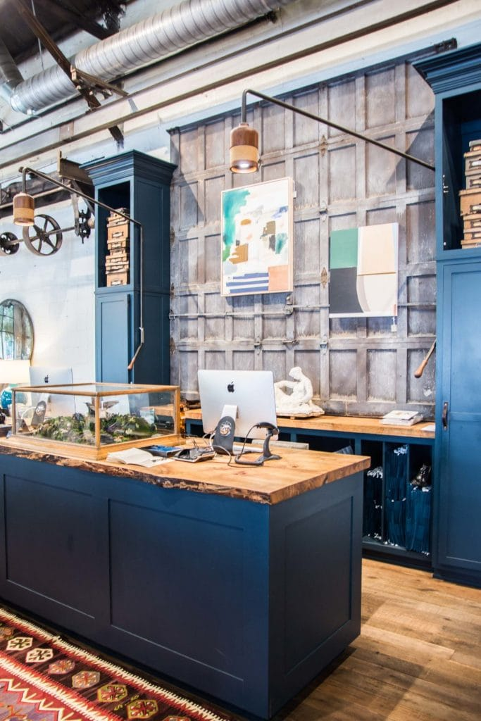 Dixon Rye home decor store in Atlanta Westside Provisions District on Thou Swell @thouswellblog