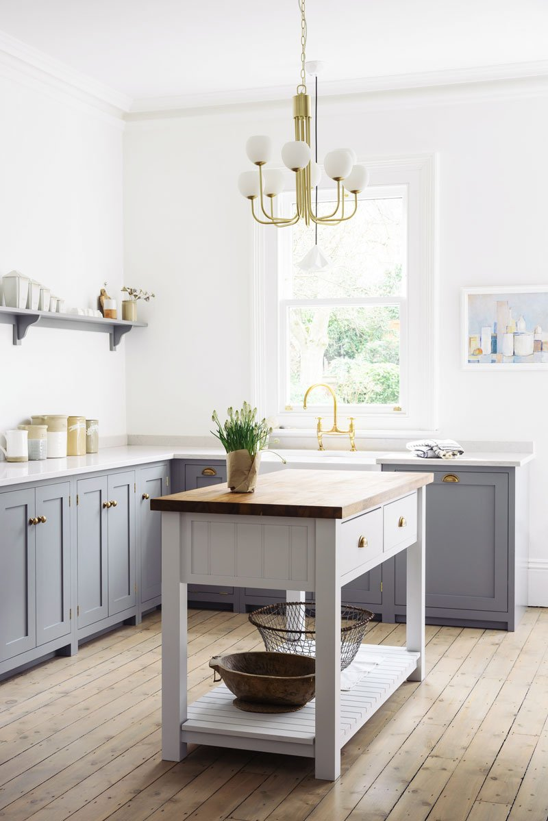 Stylish Freestanding Kitchen Islands & Carts - Thou Swell