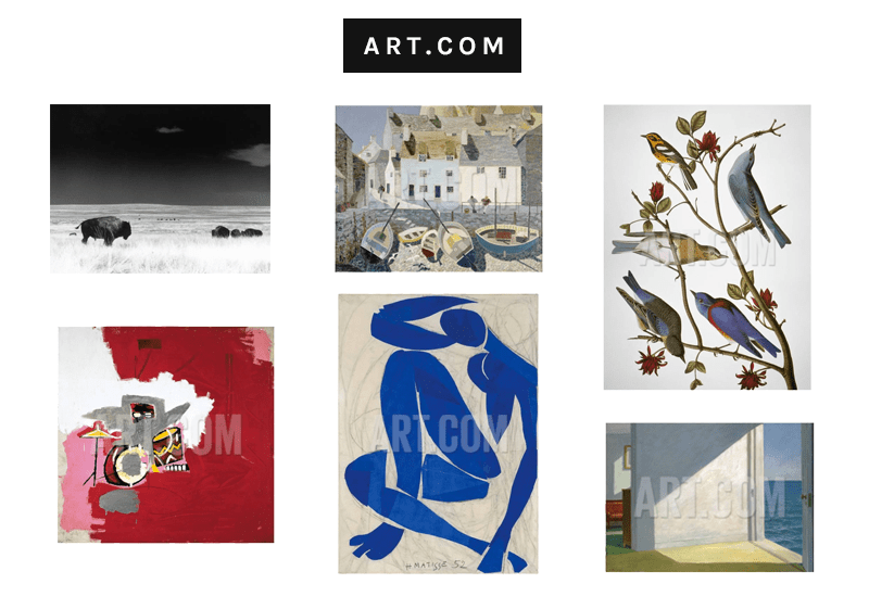 Best Online Art Sources - Art.com