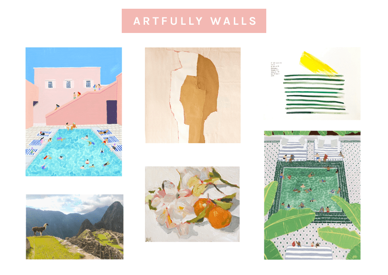 Best Online Art Sources - Artfully Walls