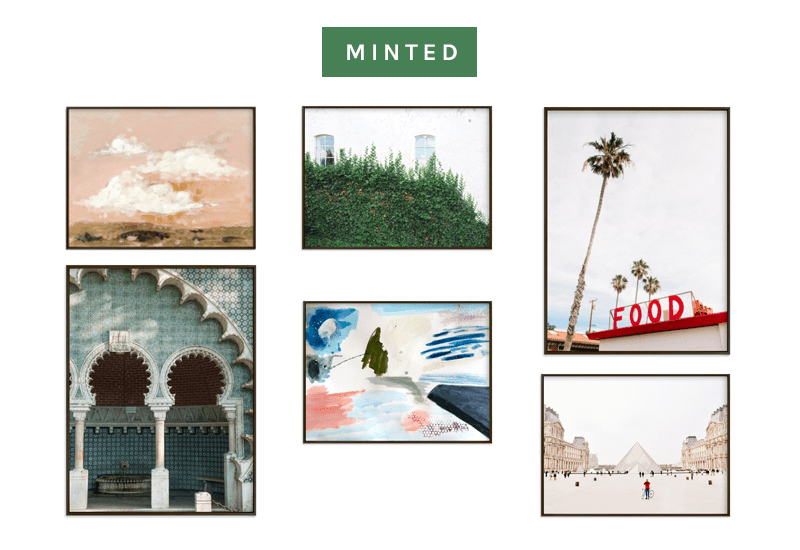Best Online Art Sources - Minted