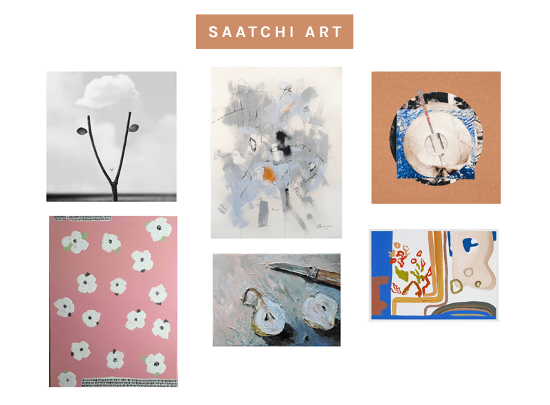 Best Online Art Sources - Saatchi Art