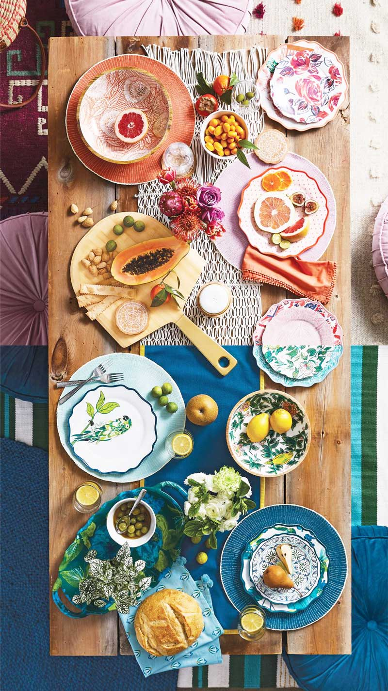 The new Opalhouse eclectic home decor collection from Target on Thou Swell @thouswellblog