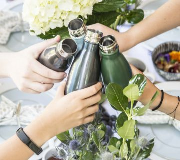 S'well bottle summer brunch party on Thou Swell @thouswellblog