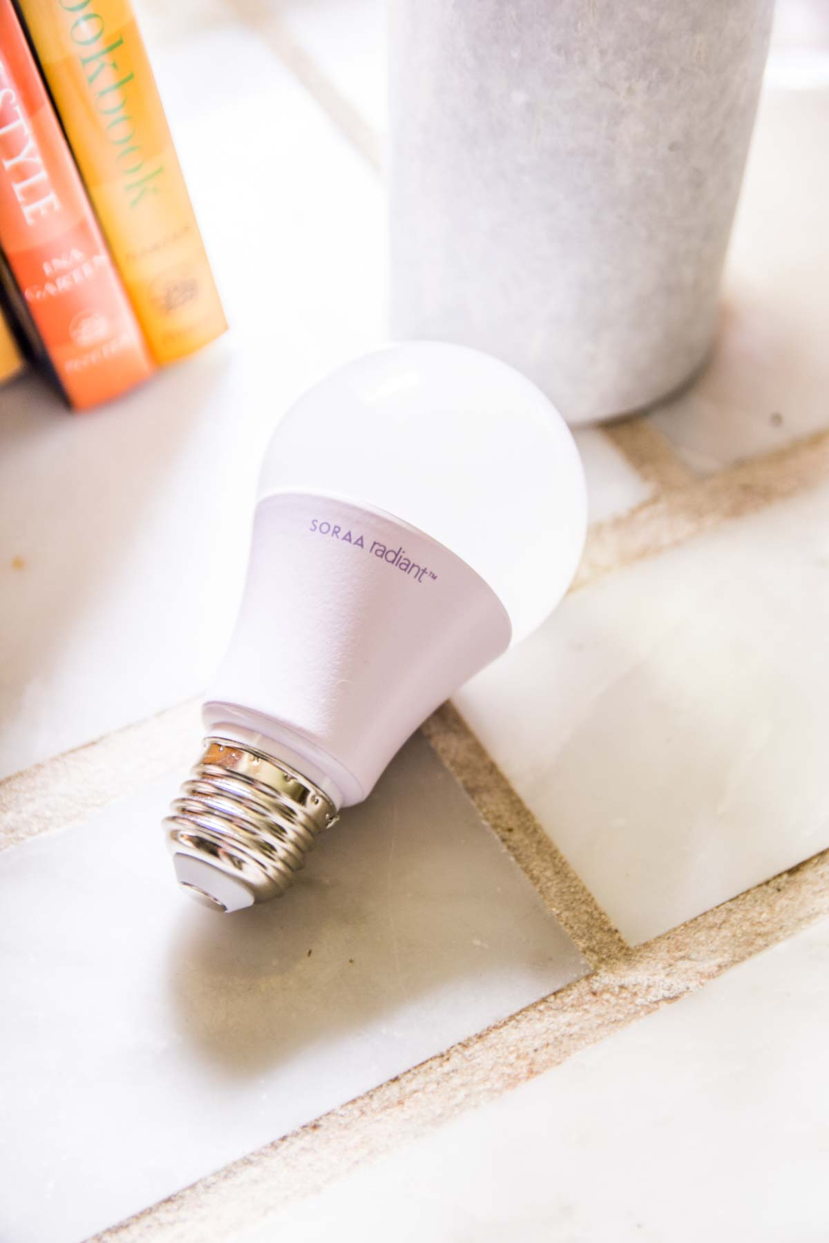 Soraa full-spectrum light bulbs for your home on Thou Swell @thouswellblog