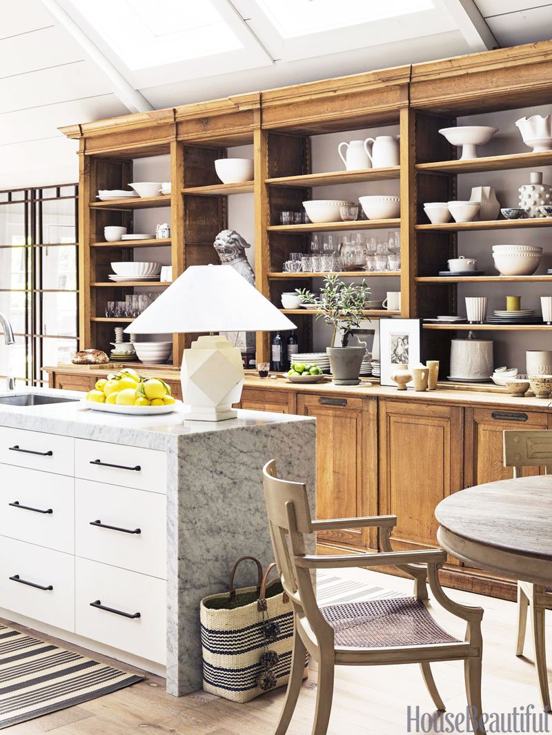 Why Your Kitchen Needs a Table Lamp - Thou Swell