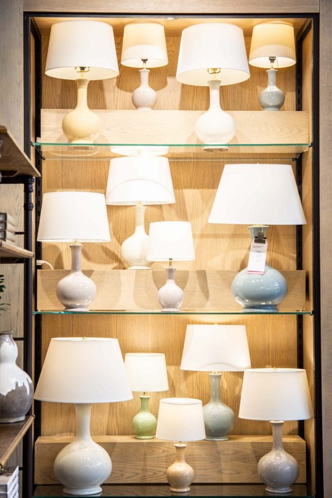 Inside Ballard Designs new flagship store in Atlanta, GA on Thou Swell @thouswellblog