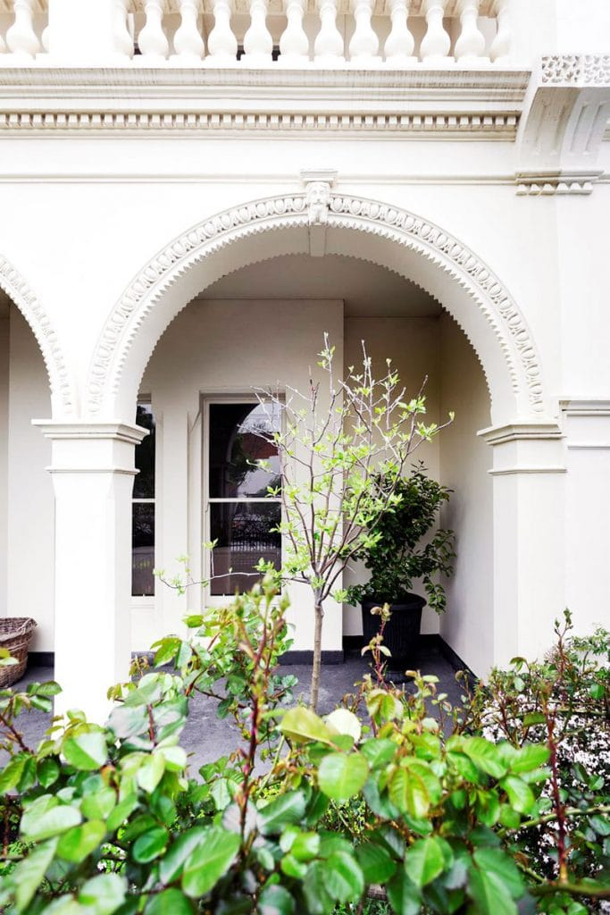 A relaxed, modern 19th century Melbourne home tour on Thou Swell @thouswellblog