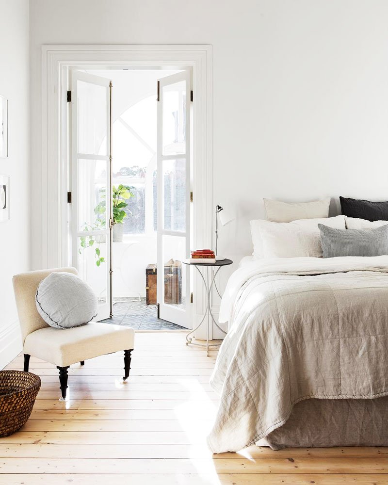 A relaxed, modern 19th century home tour in Melbourne, Australia on Thou Swell @thouswellblog