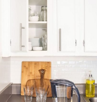 Brita Stream filter-as-you-pour pitcher (the perfect college kitchen companion) on Thou Swell @thouswellblog