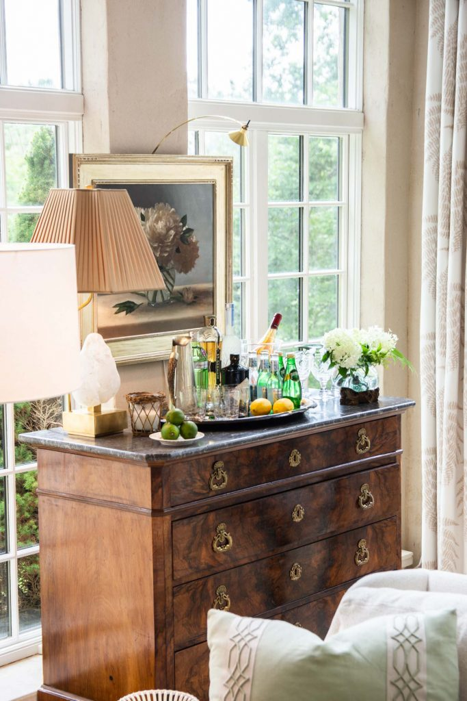 Cashiers Designer Showhouse historic home tour in North Carolina on Thou Swell @thouswellblog