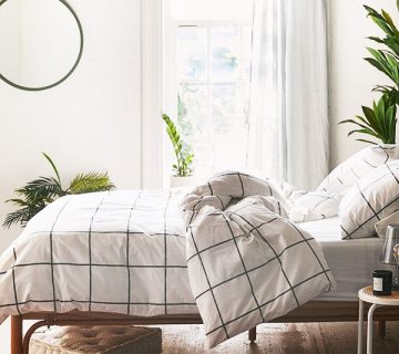 Bedding sets got a pretty upgrade with lots of fun prints and patterns on Thou Swell @thouswellblog