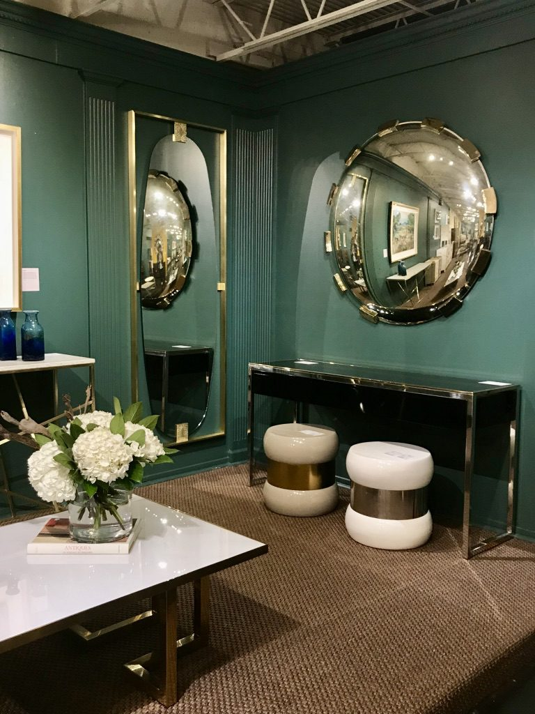 Modern History and Somerset Bay Home showroom at High Point Market with the Design Bloggers Tour 2018 on Thou Swell @thouswellblog