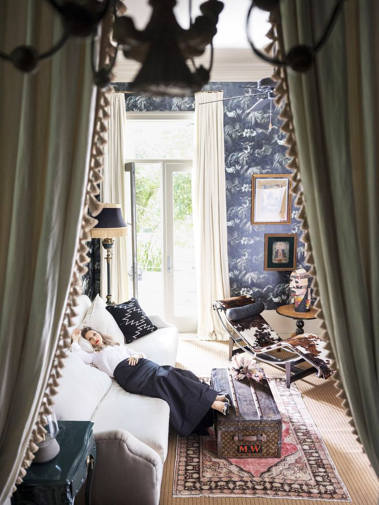 Cece Colhoun Georgian style New Orleans home tour designed by Sarah Ruffin Costello on Thou Swell @thouswellblog