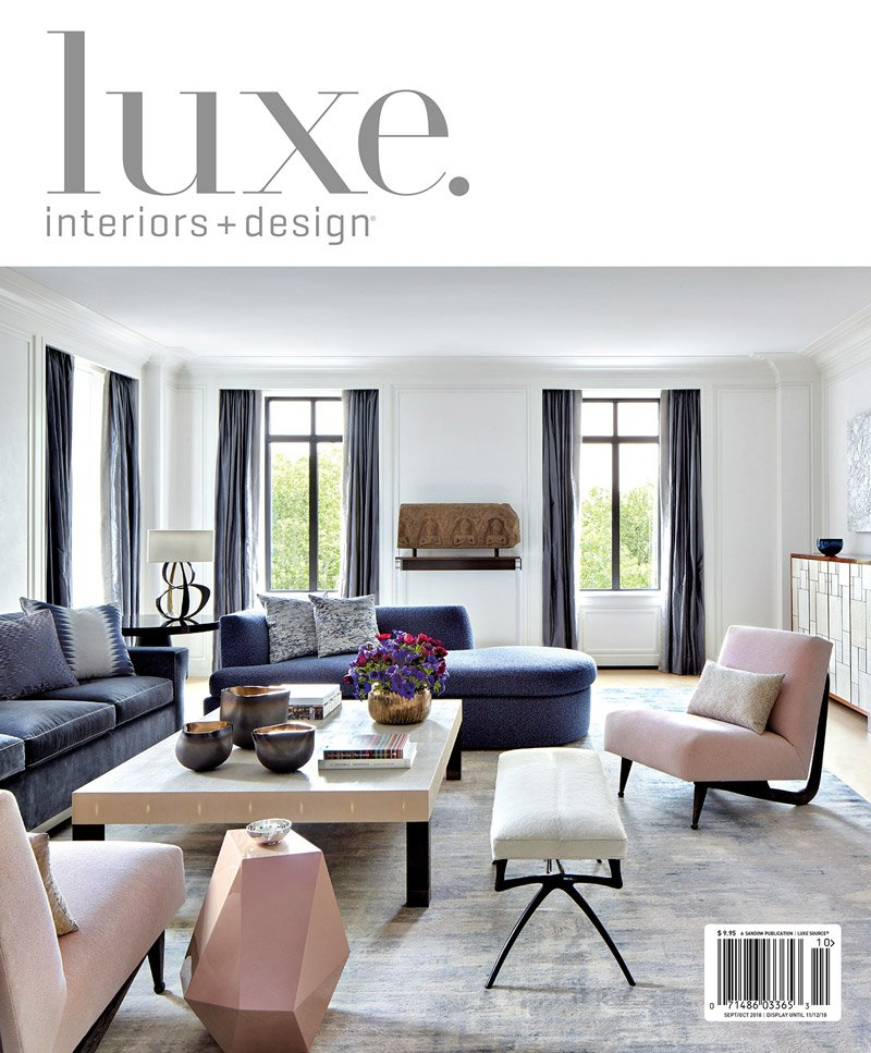 Luxe magazine is launching in the Southeast via Thou Swell @thouswellblog