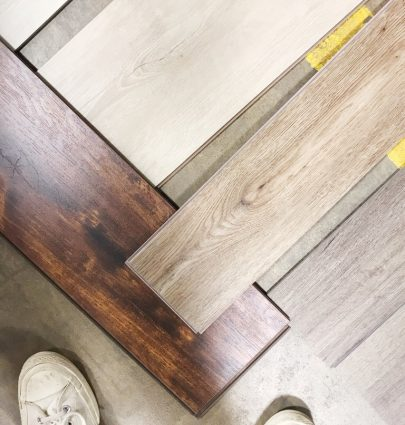 Floor & Decor flooring store on Thou Swell @thouswellblog