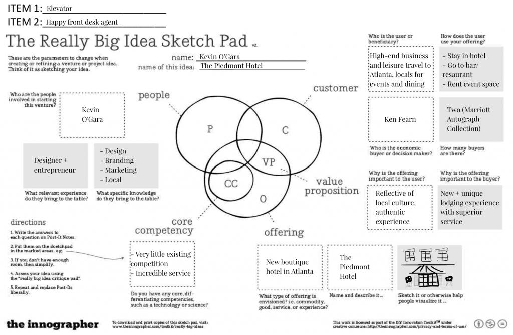 Really Big Idea Sketchpad
