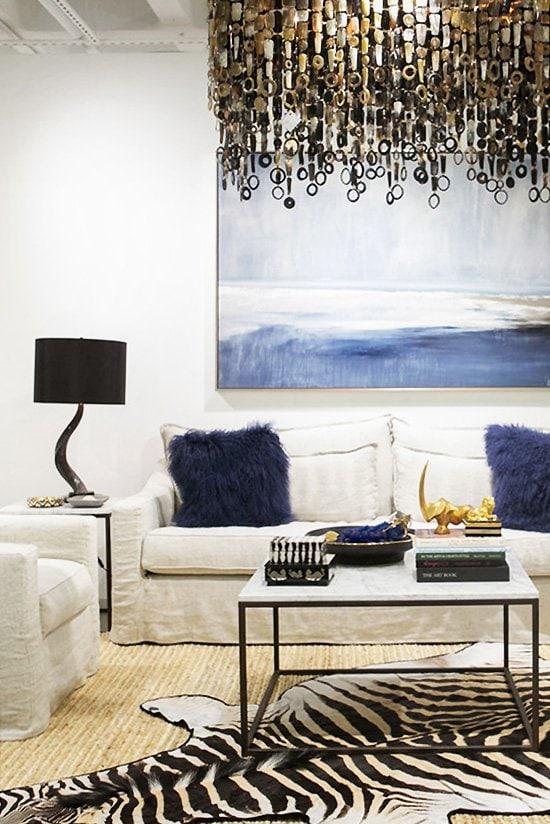 AmericasMart home design furniture showroom on Thou Swell #furnituremarket #furnituredesign #showroom