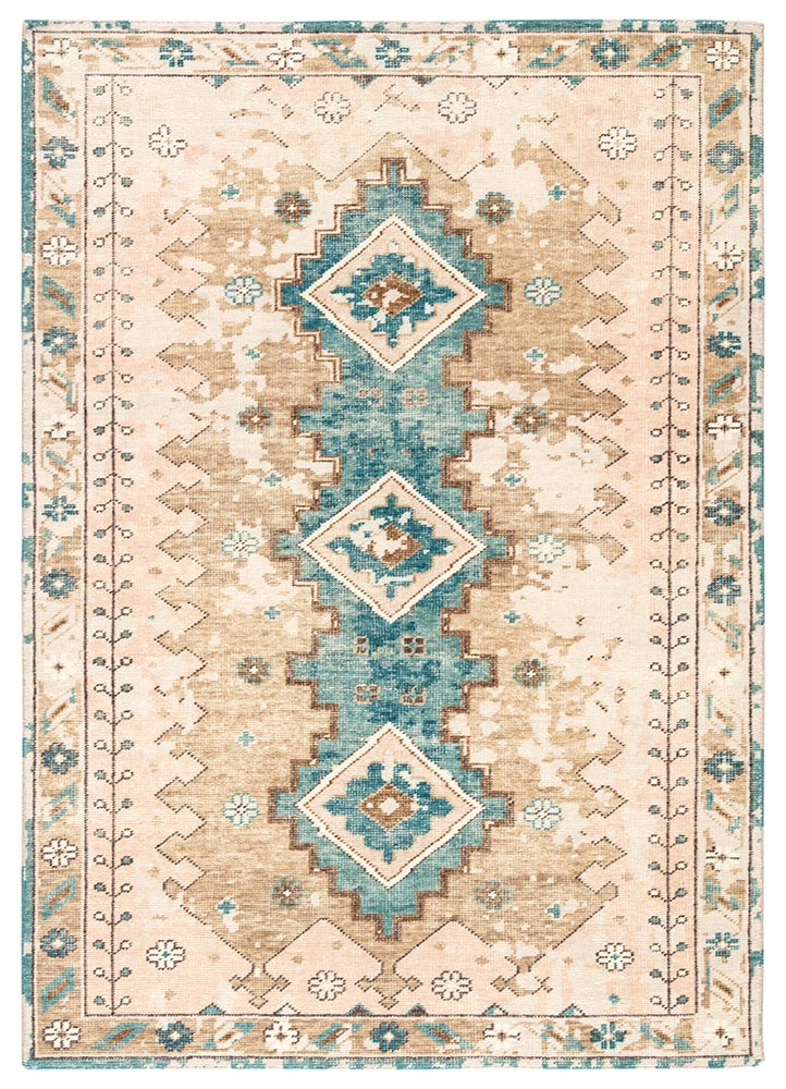 Kai hand-knotted wool area rug by Jaipur Living on Thou Swell @thouswellblog #homedecor #arearug #woolrug