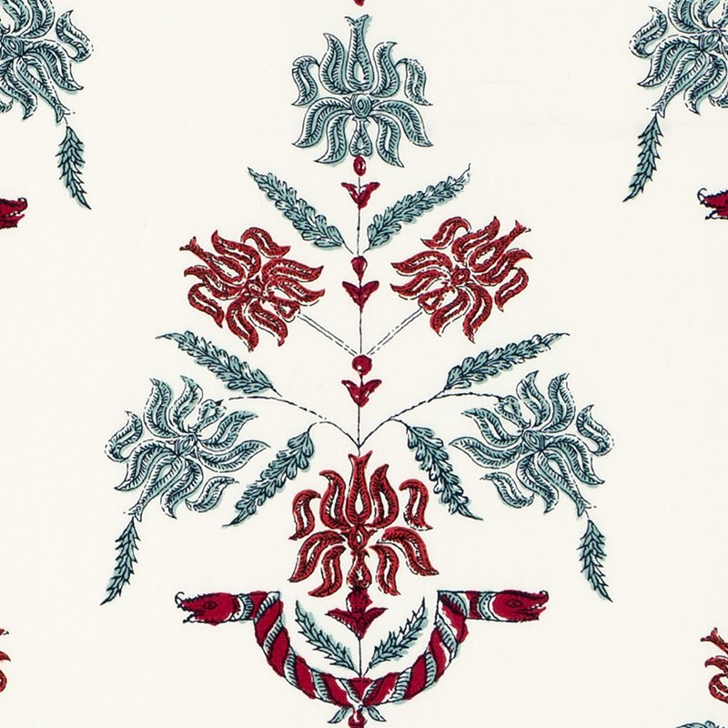 Tilton Fenwick for Duralee fabric collection on Thou Swell #tiltonfenwick #fabric #fabricdesign