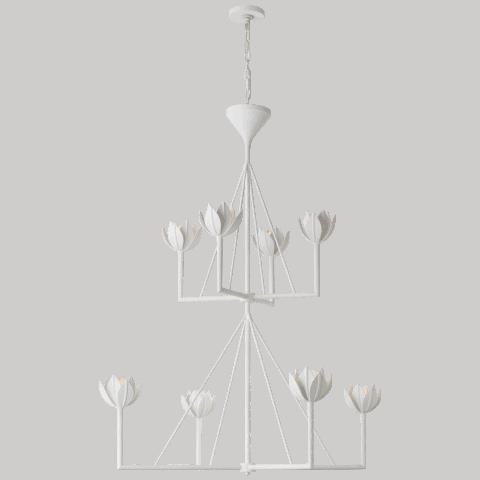Alberto Chandelier by Julie Neill for Circa Lighting on Thou Swell #homedecor #lighting #lightingdesign