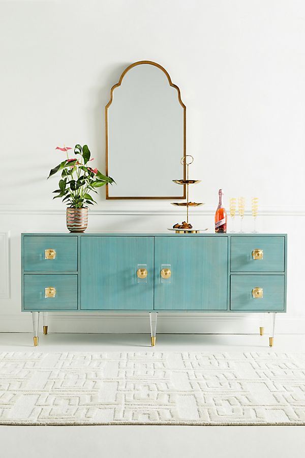 Spring home decor arrivals from Anthropologie on Thou Swell #homedecor #springdecor #anthropologie